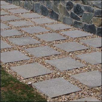 Pavers And Pebbles